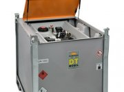 Anbauplatten des Typs Sonstige Baustellentank Cemo DT-Mobile Combi Diesel 980l/AdBlue 200l, Neumaschine in Lyss
