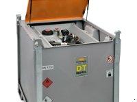 Sonstige Baustellentank Cemo DT-Mobile Combi Diesel 980l/AdBlue 200l Anbauplatten