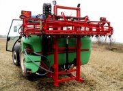 Agrofart AF1015 υπερκατασκευή ψεκαστήρα