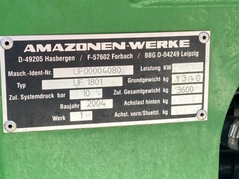 Anbauspritze a típus Amazone UF 1801, Gebrauchtmaschine ekkor: Aham (Kép 1)