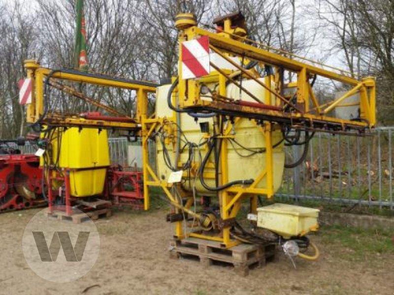 Anbauspritze типа Dubex MODELL 8 TYPE 87001, Gebrauchtmaschine в Börm (Фотография 1)