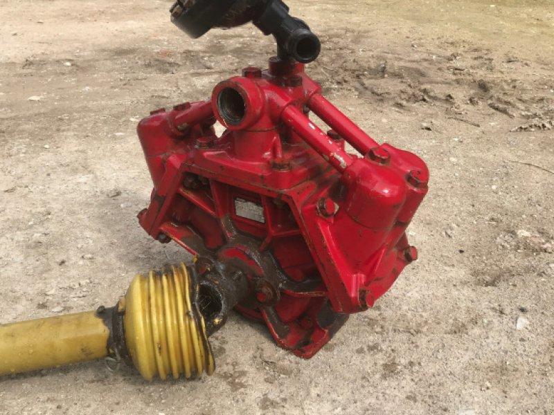 Anbauspritze des Typs Hardi Hardi Pumpe Typ1301, Gebrauchtmaschine in Vestenbergsgreuth (Bild 1)