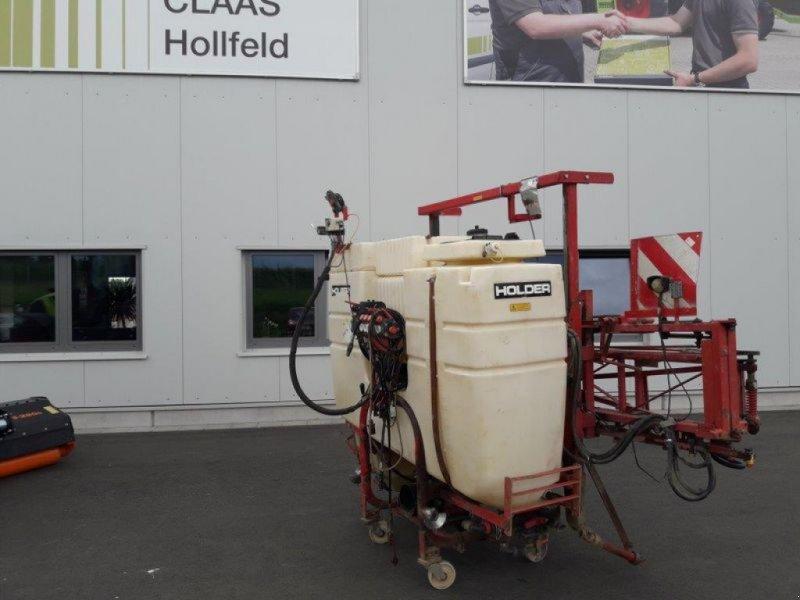 Anbauspritze des Typs Holder IS 1000, Gebrauchtmaschine in Hollfeld (Bild 1)
