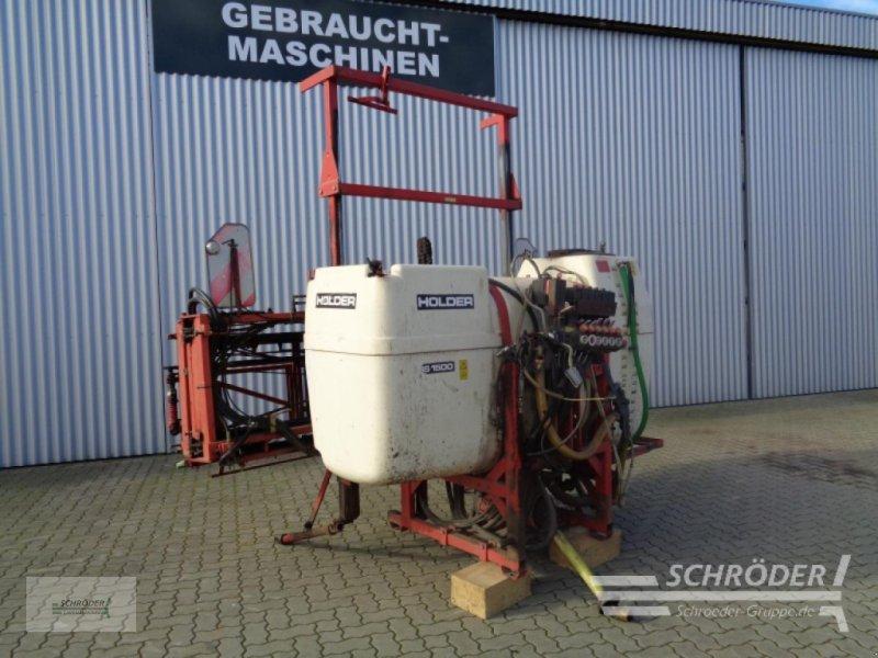 Anbauspritze des Typs Holder IS 1500, Gebrauchtmaschine in Ahlerstedt (Bild 1)