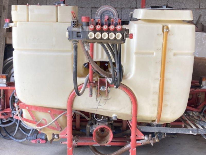 Anbauspritze des Typs Holder IS 600, Gebrauchtmaschine in Adelschlag (Bild 1)