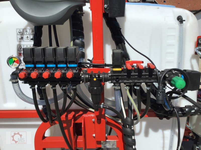 Anbauspritze des Typs Jar-Met 1000l 15m Hydraulisch Klappbar Arag Ventil, Neumaschine in Tiefenbach (Bild 9)