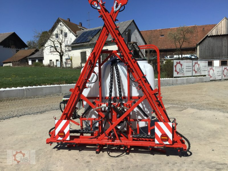 Anbauspritze des Typs Jar-Met 1000l 15m Hydraulisch Klappbar ARAG Ventil, Neumaschine in Tiefenbach (Bild 3)