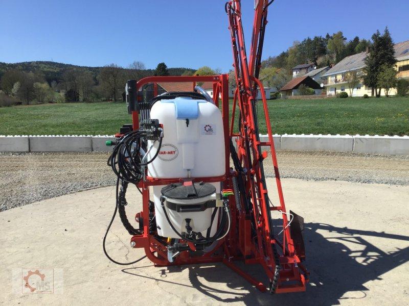 Anbauspritze des Typs Jar-Met 1000l 15m Hydraulisch Klappbar ARAG Ventil, Neumaschine in Tiefenbach (Bild 4)