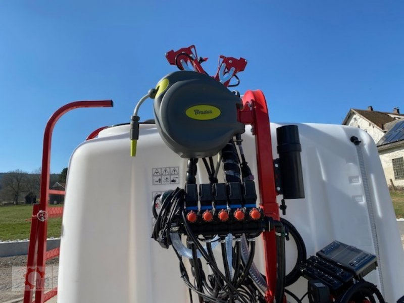 Anbauspritze des Typs Jar-Met 1200l 15m GPS, Neumaschine in Tiefenbach (Bild 12)