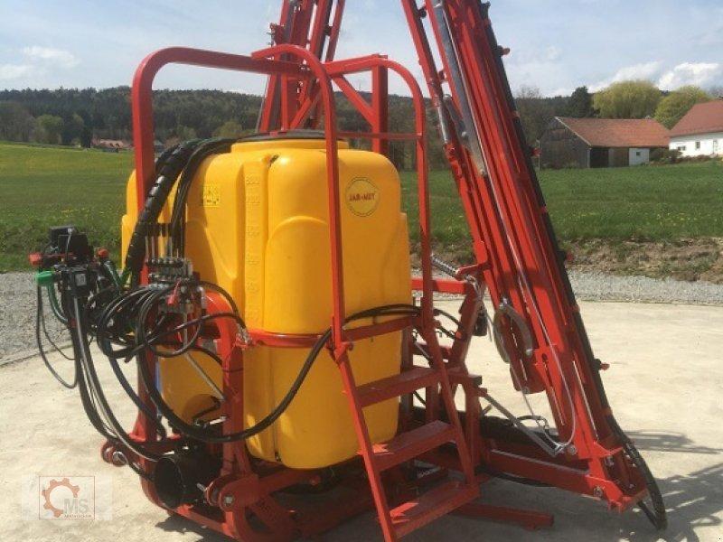 Anbauspritze des Typs Jar-Met 1200l 15m Hydraulisch Klappbar Arag Ventil, Neumaschine in Tiefenbach (Bild 2)