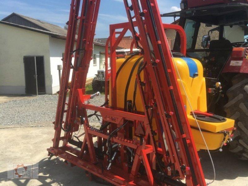 Anbauspritze des Typs Jar-Met 1200l 15m Hydraulisch Klappbar Arag Ventil, Neumaschine in Tiefenbach (Bild 26)