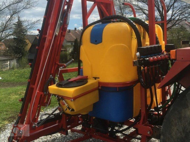 Anbauspritze des Typs Jar-Met 1200l 15m Hydraulisch Klappbar Arag Ventil, Neumaschine in Tiefenbach (Bild 1)