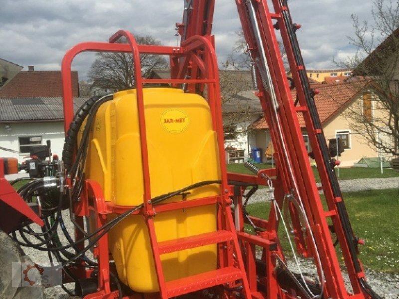 Anbauspritze des Typs Jar-Met 1200l 15m Hydraulisch Klappbar Arag Ventil, Neumaschine in Tiefenbach (Bild 3)