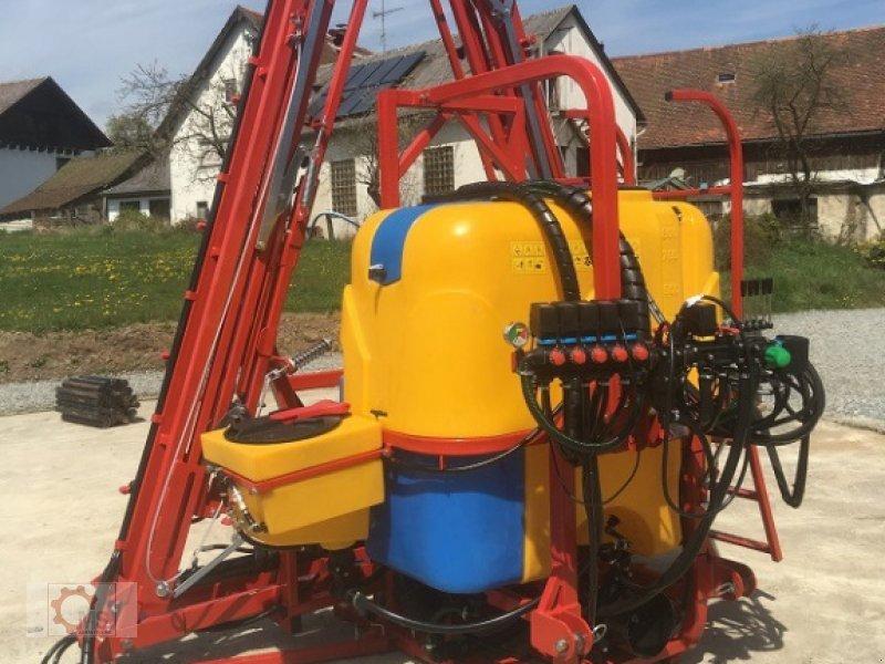 Anbauspritze des Typs Jar-Met 800l 18m Hydr. Klappbar Arag Ventil, Neumaschine in Tiefenbach (Bild 4)