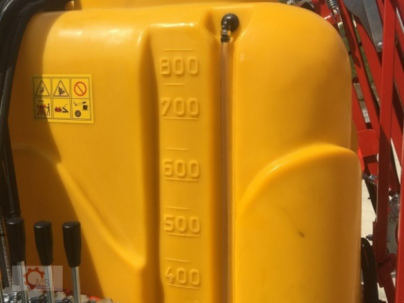 Anbauspritze des Typs Jar-Met 800l 18m Hydr. Klappbar Arag Ventil, Neumaschine in Tiefenbach (Bild 9)
