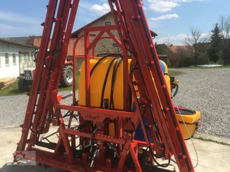 Anbauspritze des Typs Jar-Met 800l 18m Hydr. Klappbar Arag Ventile, Neumaschine in Tiefenbach (Bild 5)