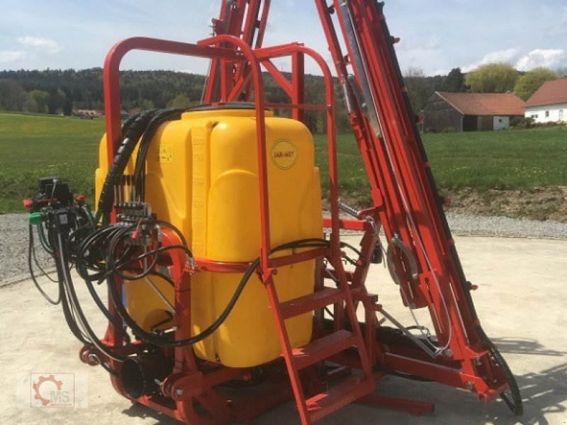 Anbauspritze des Typs Jar-Met 800l 18m Hydr. Klappbar Arag Ventile, Neumaschine in Tiefenbach (Bild 2)