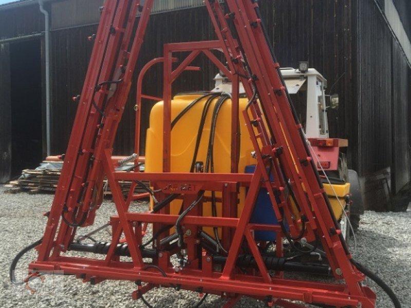 Anbauspritze des Typs Jar-Met 800l 18m Hydr. Klappbar Arag Ventile, Neumaschine in Tiefenbach (Bild 28)