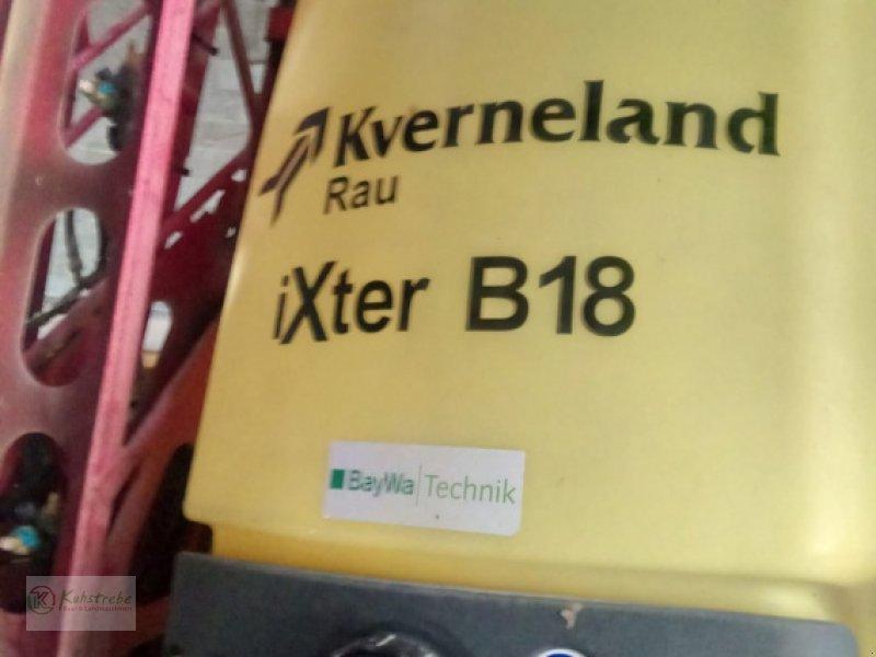 Anbauspritze του τύπου Kverneland iXter B 18, Gebrauchtmaschine σε Biebelried (Φωτογραφία 1)