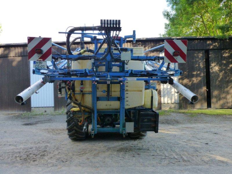 Anbauspritze des Typs Lemken Eurolux 1200 TLE, Gebrauchtmaschine in BIrkenfeld OT BIllingshausen (Bild 3)