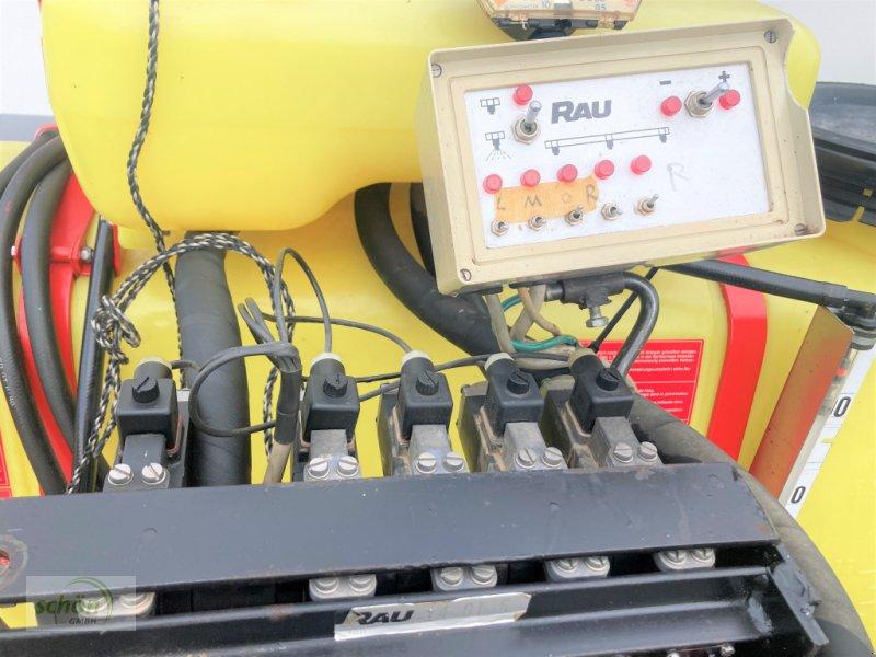 Anbauspritze tipa Rau Sprimat L 600 mit elektro-hydraulischer Bedienung UND Rührwerkabschaltung !!!! im guten Zustand, Gebrauchtmaschine u Burgrieden (Slika 1)