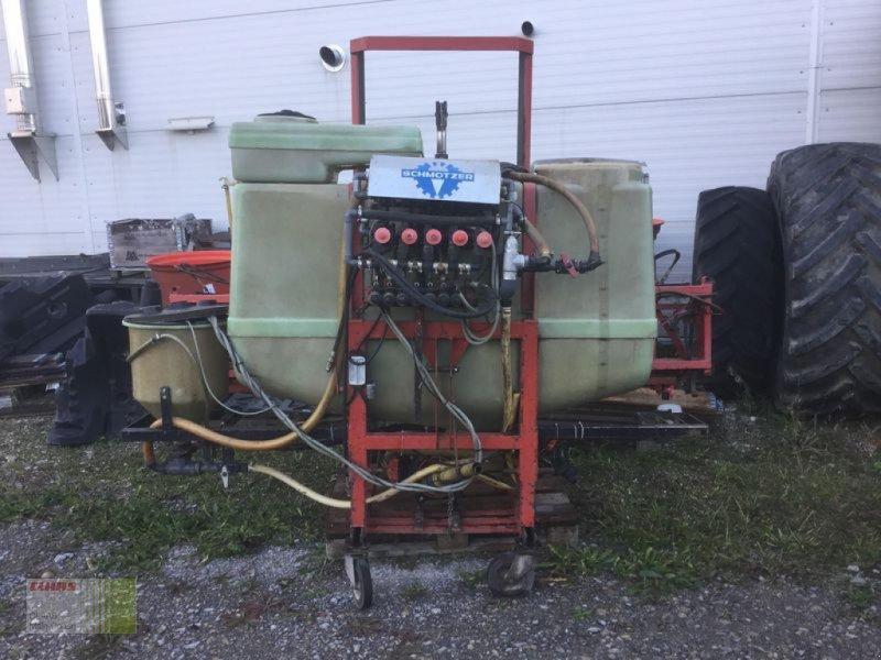 Anbauspritze des Typs Schmotzer SUPERMAT II 800  LITER, Gebrauchtmaschine in Aurach (Bild 1)