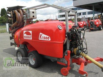 Wanner KH63/1500/140 hyd Stropitoare cu suflantă remorcabilă