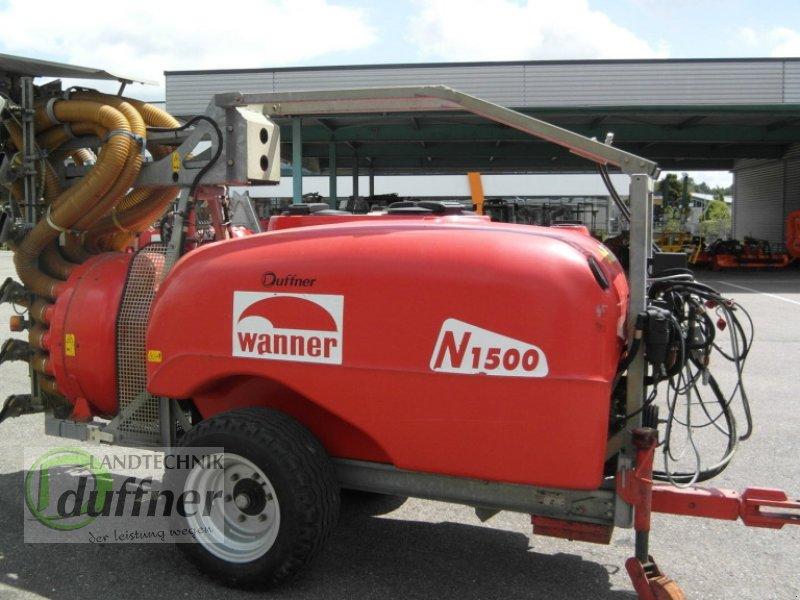 Anhänge-Gebläsespritze  des Typs Wanner N1500, Gebrauchtmaschine in Oberteuringen (Bild 1)