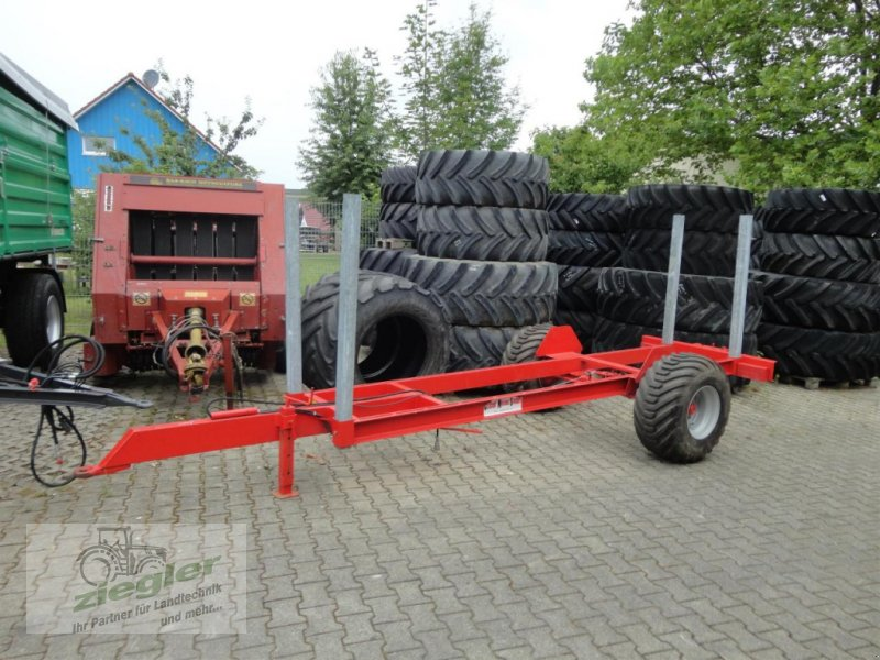 Anhänger типа Abus Holzwagen, Gebrauchtmaschine в Kandern-Tannenkirch (Фотография 1)
