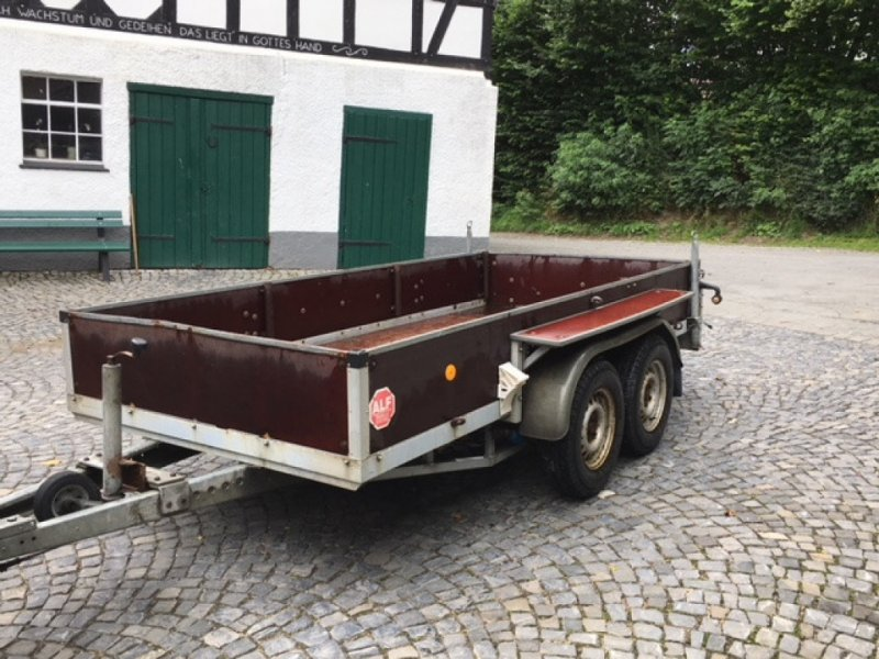 Anhänger типа ALF TA, Gebrauchtmaschine в Schmallenberg (Фотография 1)