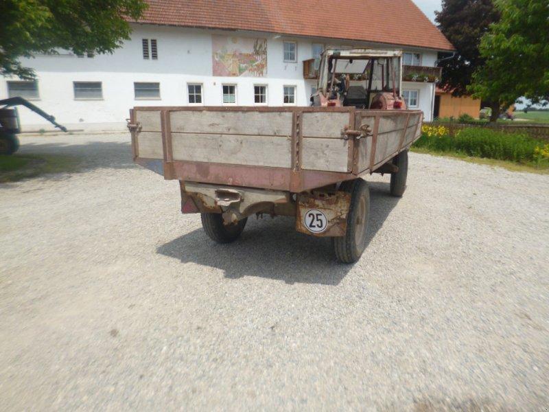 Anhänger типа alle unbekant, Gebrauchtmaschine в Langerringen (Фотография 1)