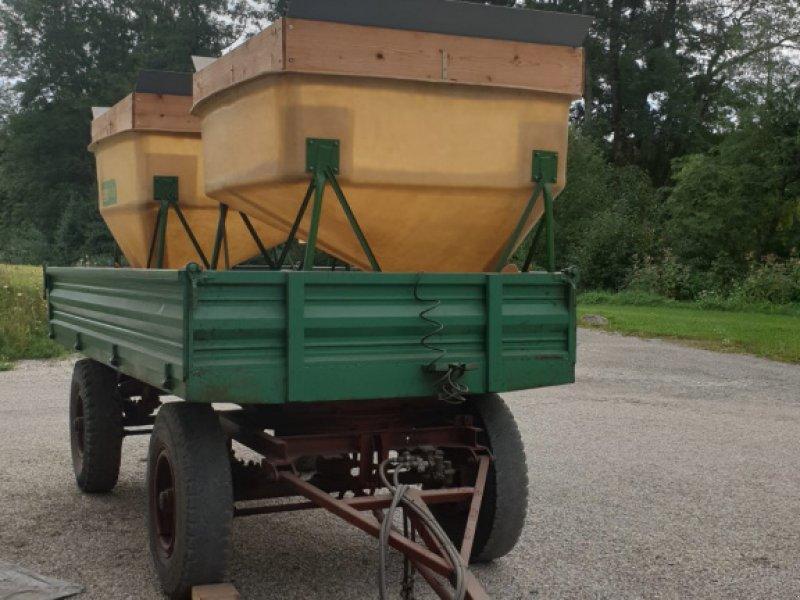 Anhänger des Typs Andere 10t, Gebrauchtmaschine in Bruckberg (Bild 1)