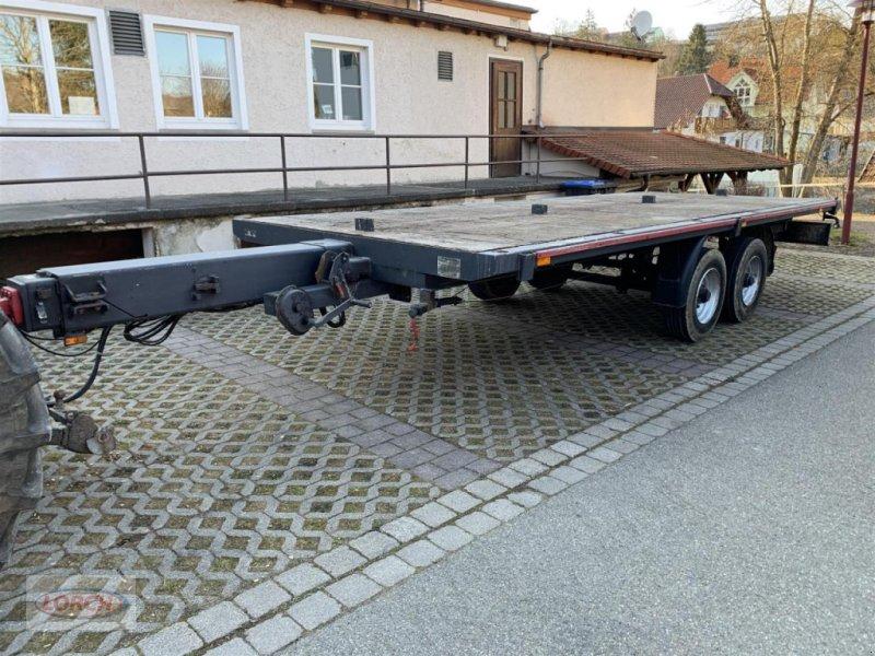 Anhänger типа Auwärter Plattformw. 10t, Gebrauchtmaschine в Trochtelfingen (Фотография 1)