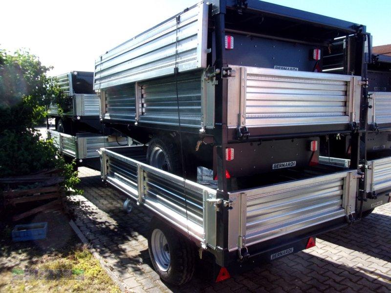 Anhänger des Typs Bernardi 2,5 t und 3,5 t Dreiseiten Kipp -, Neumaschine in Buchdorf (Bild 1)
