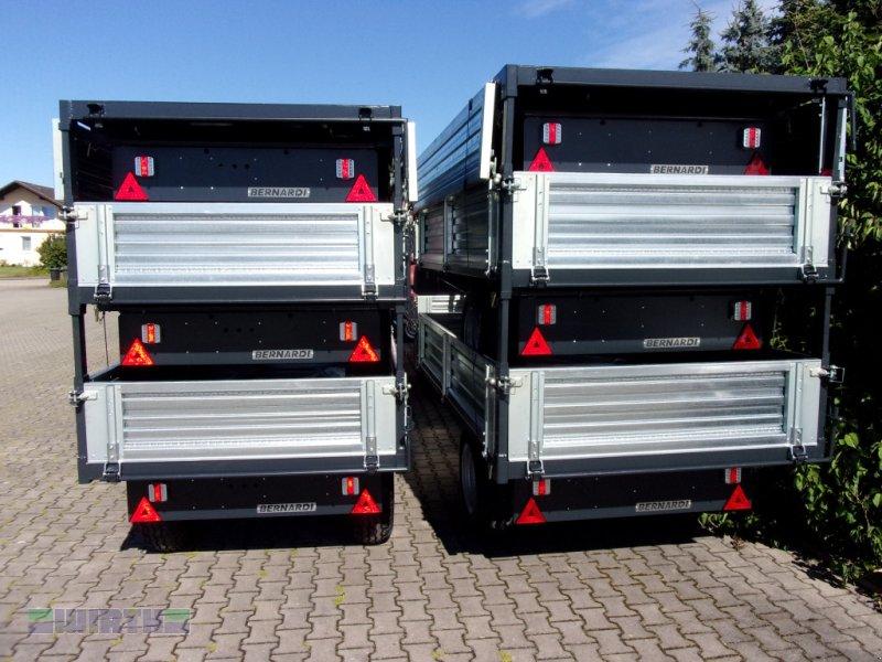 Anhänger des Typs Bernardi 2,5 t und 3,5 t Dreiseiten Kipp -, Neumaschine in Buchdorf (Bild 2)