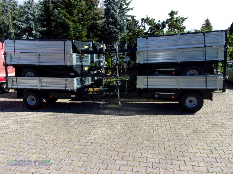 Anhänger des Typs Bernardi 2,5 t und 3,5 t Dreiseiten Kipp -, Neumaschine in Buchdorf (Bild 3)
