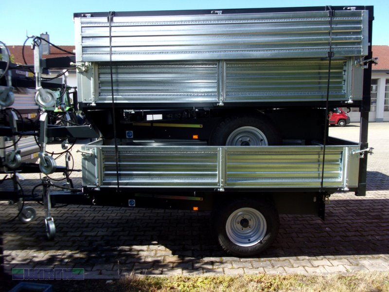 Anhänger des Typs Bernardi 2,5 t und 3,5 t Dreiseiten Kipp -, Neumaschine in Buchdorf (Bild 4)