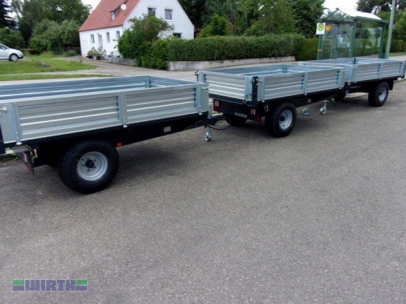 Anhänger des Typs Bernardi 2,5 t und 3,5 t Dreiseiten Kipp -, Neumaschine in Buchdorf (Bild 13)