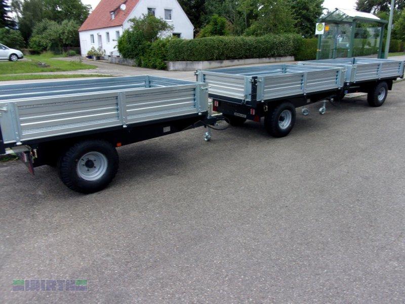 Anhänger des Typs Bernardi Easy-Line E 25 Kipp-, Neumaschine in Buchdorf (Bild 1)