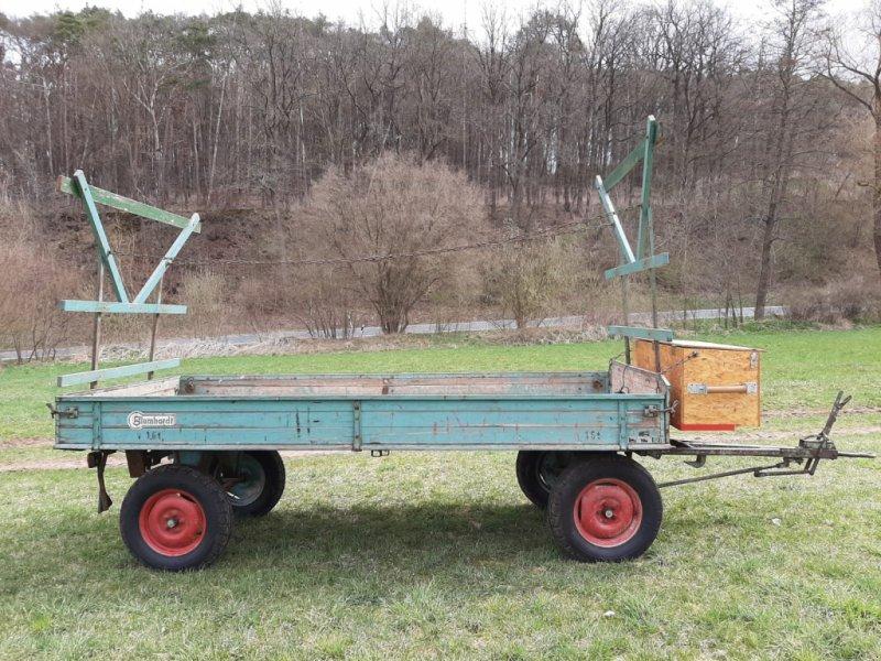 Anhänger типа Blumhardt GF 25, Gebrauchtmaschine в Aurachtal (Фотография 1)