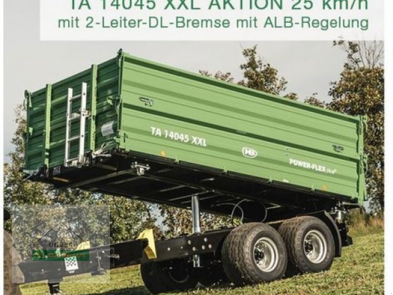 Anhänger des Typs Brantner Aktion, Neumaschine in Hartberg (Bild 1)