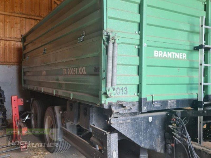 Anhänger типа Brantner TA 20051 XXL, Gebrauchtmaschine в Kronstorf (Фотография 1)