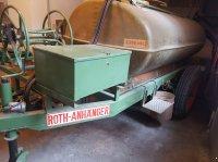 Chemo 2000 Liter Spritzwagen / Fasswagen Anhänger Anhänger
