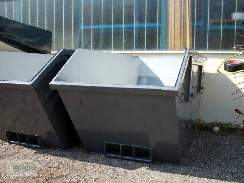 Anhänger tipa Decker Container Absetzmulde 10m³, Neumaschine u Kematen (Slika 1)
