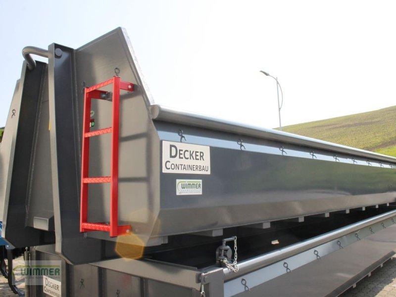 Anhänger des Typs Decker Container Bau und Schuttcontainer, Neumaschine in Kematen (Bild 1)