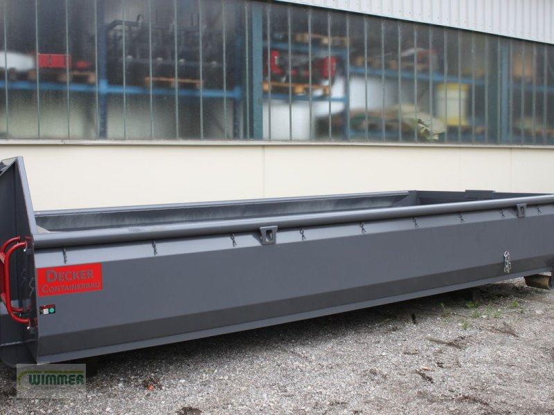 Anhänger des Typs Decker Container DECKER Bayernbox, Neumaschine in Kematen (Bild 1)