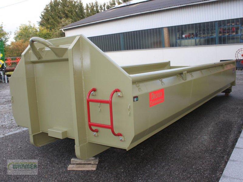 Anhänger des Typs Decker Container Schutt und Schottercontainer, Neumaschine in Kematen (Bild 1)