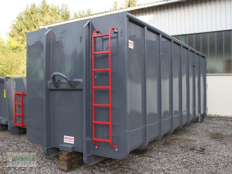 Anhänger des Typs Decker Container Volumencontainer, Neumaschine in Kematen (Bild 1)