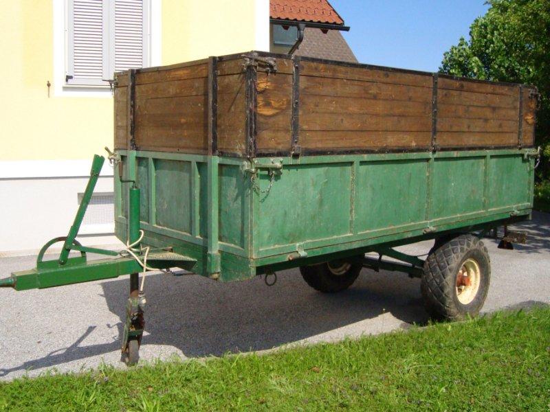 Anhänger типа Eigenbau Einachsanhänger, Gebrauchtmaschine в Wies (Фотография 1)