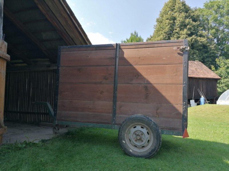 Anhänger типа Eigenbau Viehanhänger, Gebrauchtmaschine в Wies (Фотография 1)